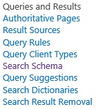 SearchSchema