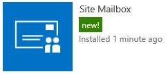 Site mailbox new